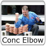 Breaking - Power Concrete - Elbow