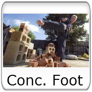 Breaking - Power Concrete - Foot