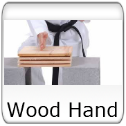 Breaking - Power Wood - Hand